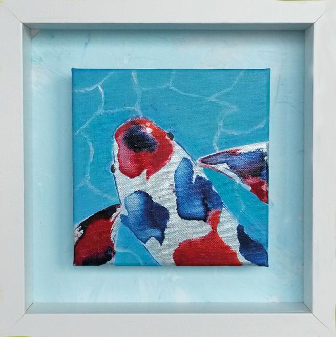 Große Haie kleine Fische_Koi1_150_RGB